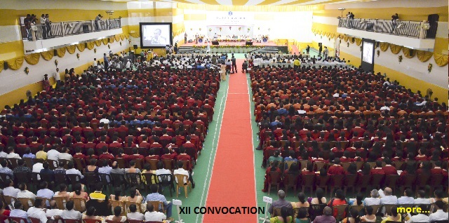 XII Convocation