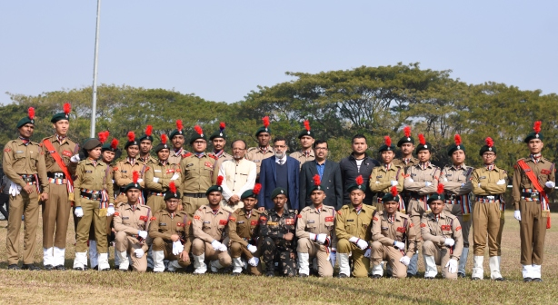 Republic Day of NCC Cadets